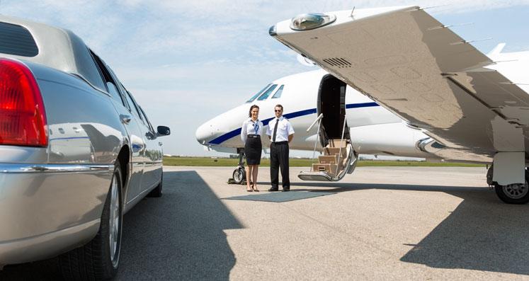 Business og VIP kørsel i limo