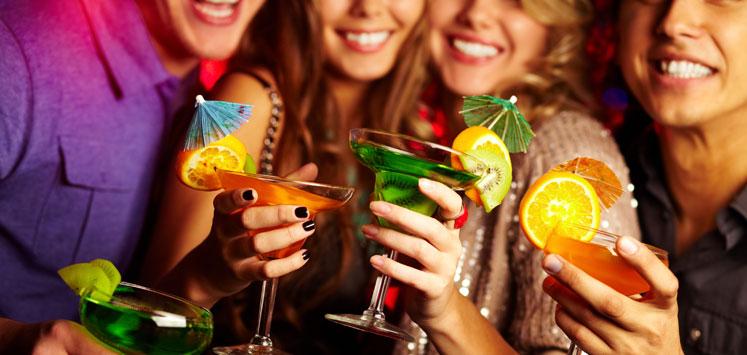 Partybus priser på kørsel og drikkevarer