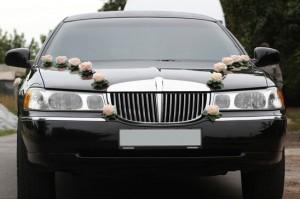 Limousine service der udlejer sorte limousiner