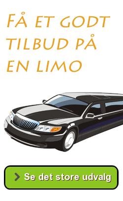 Få et godt tilbud på en limousine