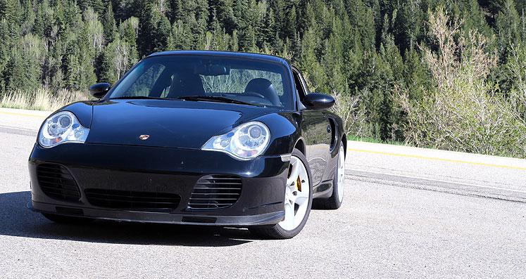 Lej en lækker og hurtig Porsche