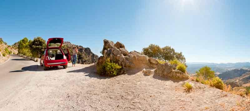 Billeje i Malaga - Oplev den smukke natur