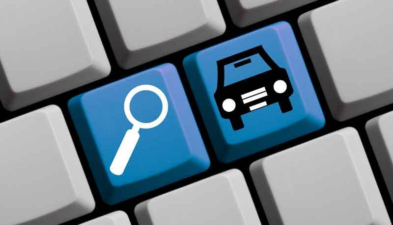 Find biludlejning online