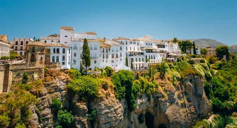 Fantastiske Ronda - tæt på Malaga